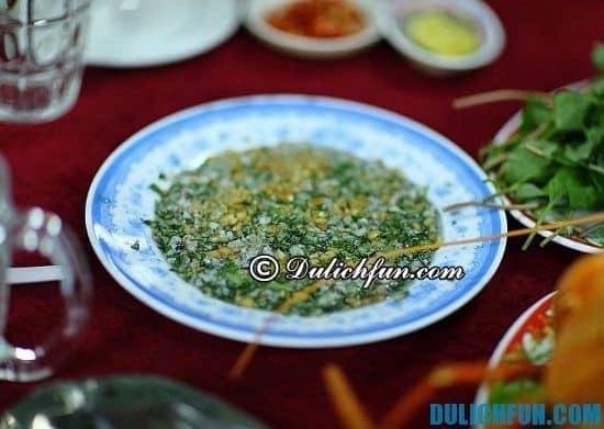 Đặc sản ngon độc đáo ở Vũng Tàu: món ăn ngon không thể bỏ qua khi tới du lịch Vũng Tàu