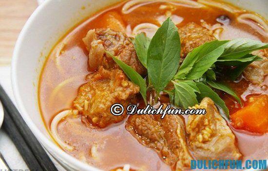 Đặc sản truyền thống nổi tiếng Bạc Liêu không thể bỏ qua: món ăn độc đáo của Bạc Liêu