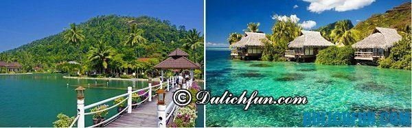 Điểm danh những hòn đảo đẹp nổi tiếng ở Thái Lan, hòn đảo đẹp nhất ở Thái Lan, hòn đảo xinh đẹp ở Thái Lan