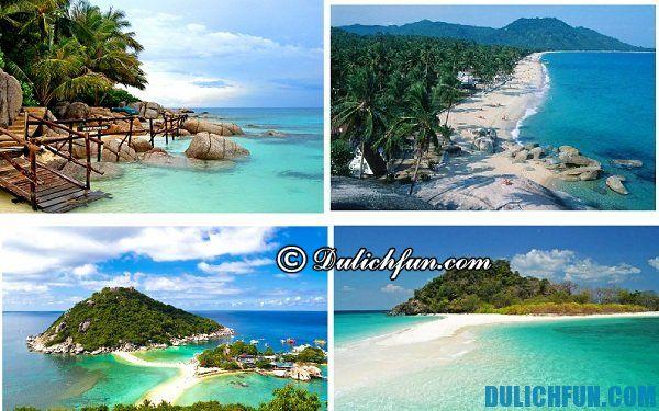 Đảo Ko Samui xinh đẹp - hòn đảo nổi tiếng ở Thái Lan