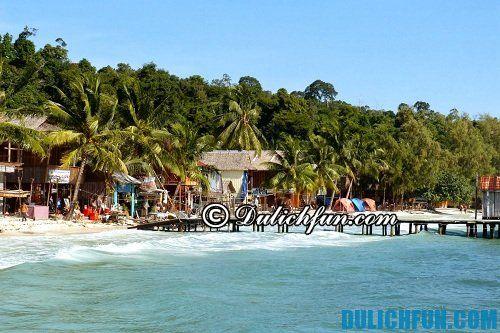 Du lịch Campuchia có gì thú vị? Cùng nhau khám phá những địa điểm du lịch đẹp nhất campuchia