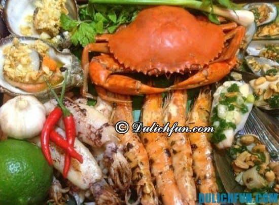 Đến du lịch Nha Trang nên ăn ở đâu rẻ? Danh sách nhà hàng, quán ăn hải sản ngon ở Nha Trang