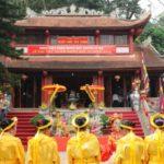 Đền Quốc Mẫu Tây Thiên, điểm tham quan du lịch đẹp, nổi tiếng ở Tây Thiên không nên bỏ lỡ