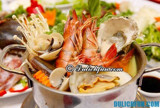 Địa chỉ ăn hải sản tươi ngon ở Sầm Sơn giá bình dân