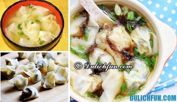 Du lịch Bắc Kinh nên ăn gì, ở đâu