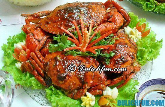 Địa chỉ ăn uống uy tín không bị chặt chém ở Sầm Sơn: Quán hải sản ở Sầm Sơn
