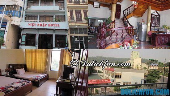 Địa chỉ đặt phòng khách sạn ở Hạ Long uy tín chất lượng tốt: khách sạn giá tốt view đẹp ở Hạ Long