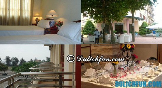 Địa chỉ khách sạn ở Cửa Lò sạch sẽ, tiện nghi đầy đủ: Nên ở đâu khi đến Cửa Lò du lịch gần biển, giá tốt