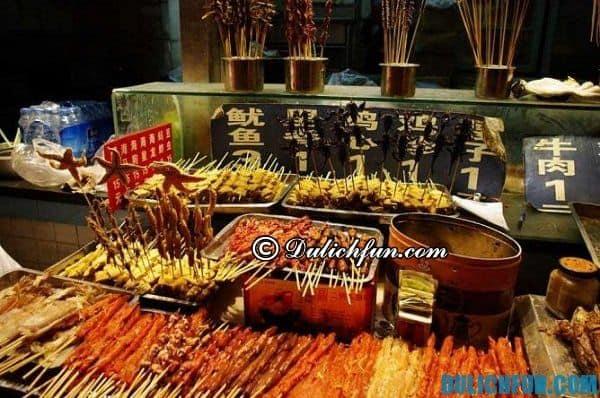Kinh nghiệm mua sắm ở Bắc Kinh. Địa chỉ mua sắm sầm uất tại Bắc Kinh - Địa điểm mua sắm nổi tiếng ở Bắc Kinh
