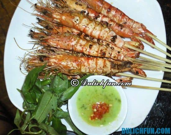 Địa chỉ nhà hàng, quán ăn ngon rẻ ở Quy Nhơn: Ăn ở đâu khi di du lịch Quy Nhơn