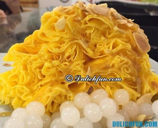 Địa chỉ quán kem ngon mát view đẹp ở Hà Nội: Hà Nội có quán kem nào ngon