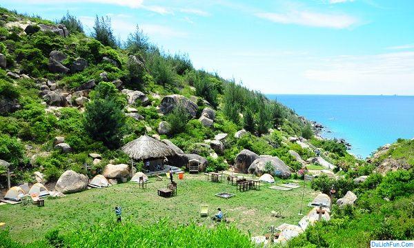Khu dã ngoại Trung Lương: Địa điểm cắm trại, dã ngoại nổi tiếng ở Bình Định: Địa điểm tham quan giá rẻ ở Bình Định