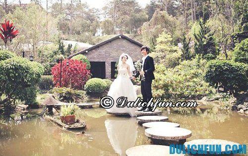 Chụp ảnh cưới ở đâu đẹp nhất tại đà lạt. Khám phá những địa điểm chụp ảnh cưới đẹp nhất ở đà lạt