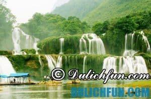 5 địa điểm du lịch đẹp và nổi tiếng nhất Cao Bằng nên tới