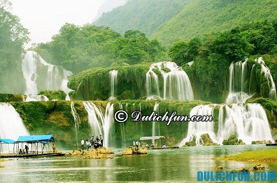 Địa điểm du lịch đẹp nhất Cao Bằng: danh lam thắng cảnh Cao Bằng