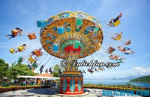 Một số địa điểm du lịch nổi tiếng ở nha trang: Nên đi đâu chơi, tham quan khi du lịch Nha Trang?