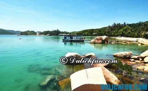 Địa điểm du lịch hấp dẫn ở Nha Trang: Cùng nhau khám phá những địa điểm đẹp, nổi tiếng ở Nha Trang