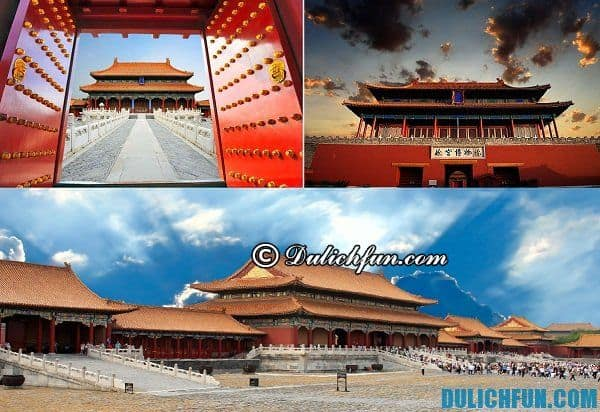 Kinh nghiệm du lịch Bắc Kinh. Tới Bắc Kinh nên đi đâu? Địa điểm du lịch nổi tiếng ở Bắc Kinh