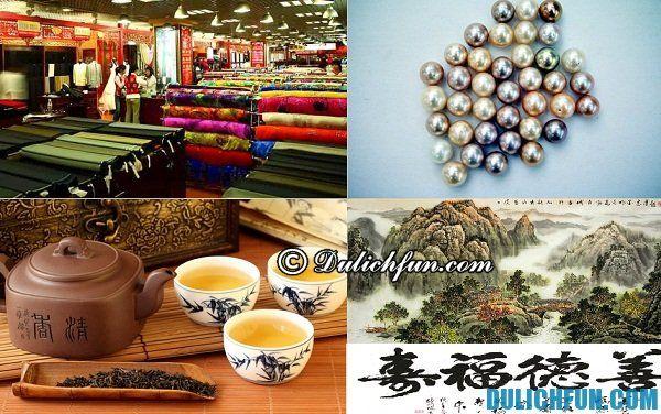 Kinh nghiệm du lịch Bắc Kinh. Du lịch Bắc Kinh nên mua gì về làm quà?