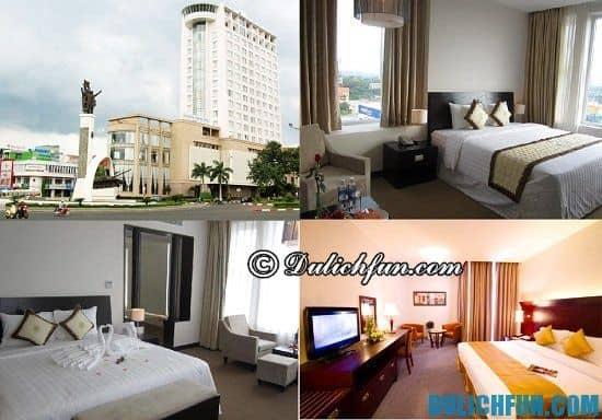 Du lịch Buôn Ma Thuột ở khách sạn nào tốt, rẻ đẹp? Tư vấn các nhà nghỉ, khách sạn ở Buôn Mê Thuột