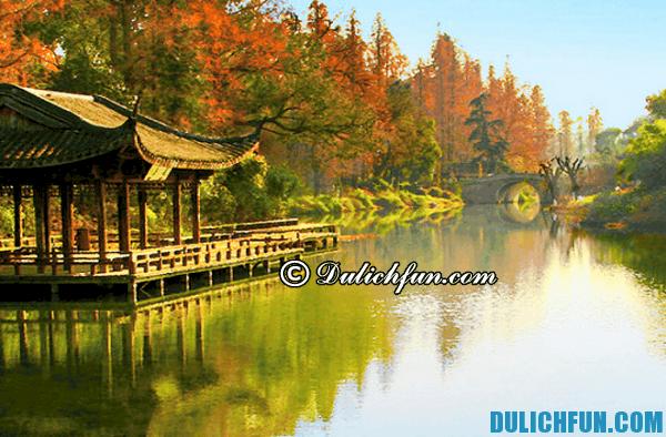 Kinh nghiệm du lịch Hàng Châu. Thời điểm thích hợp nhất để tới Hàng Châu