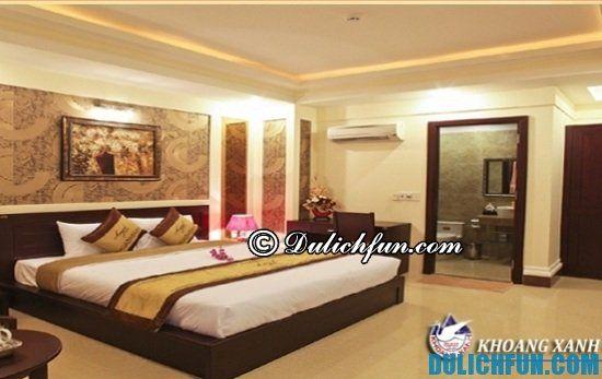 Du lịch Khoang Xanh Suối Tiên ăn ngủ ở khách sạn nào tốt: Tư vấn ngủ nghỉ ở khu du lịch Khoang Xanh Suối Tiên