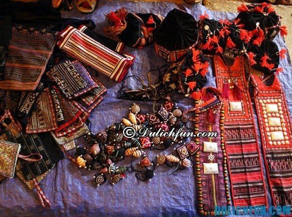 Du lịch Sapa nên mua gì làm quà?