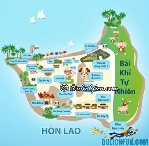 Du lịch đảo khỉ Nha Trang và khám phá đảo khỉ