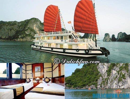 Du thuyền đẹp giá tốt ở Tuần Châu thích hợp nghỉ dưỡng: nên ở khách sạn nào khi đi du lịch Tuần Châu