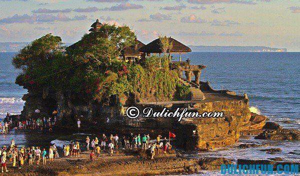 Những điểm tham quan hấp dẫn khách du lịch ở Bali: Nên đi đâu chơi khi đến Bali? Danh lam thắng cảnh Bali