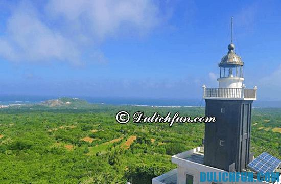 Hướng dẫn du lịch đảo Phú Quý từ a đến z: Danh lam thắng cảnh của hòn đảo Phú Quý xinh đẹp