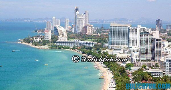 Điểm danh những bãi biển đẹp nổi tiếng ở Pattaya, những bãi biển xinh đẹp ở Pattaya, bãi biển nổi tiếng xinh đẹp ở Pattaya