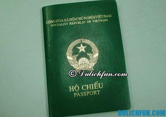 Hướng dẫn làm thủ tục xin cấp hộ chiếu phổ thông nhanh nhất: Các bước làm hộ chiếu phổ thông