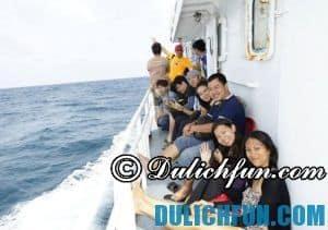 Kinh nghiệm du lịch đảo Phú Quý: ăn chơi, ngủ nghỉ từ A-Z