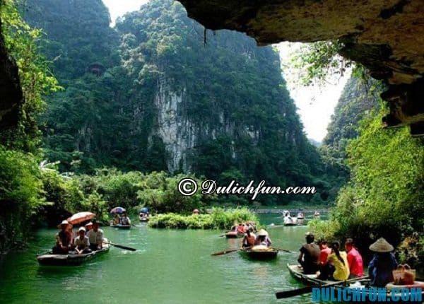 Danh thắng du lịch đẹp nổi tiếng ở Hà Nam.