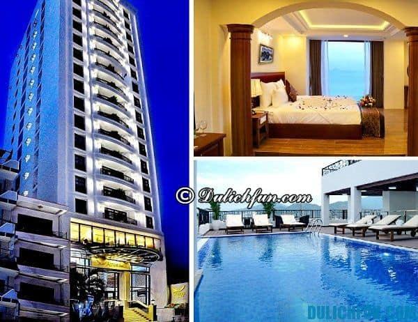 Khách sạn nổi tiếng gần biển Nha Trang