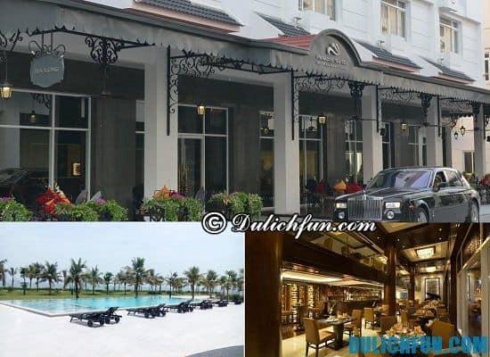 Khách sạn bình dân giá rẻ ở Tuần Châu chất lượng tốt: Khách sạn trên đảo Tuần Châu vị trí đẹp, tiện nghi