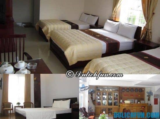 Khách sạn bình dân giá rẻ ở Tuy Hòa Phú Yên đẹp, sạch sẽ: Đi du lịch Tuy Hòa Phú Yên ở đâu tốt, rẻ đẹp