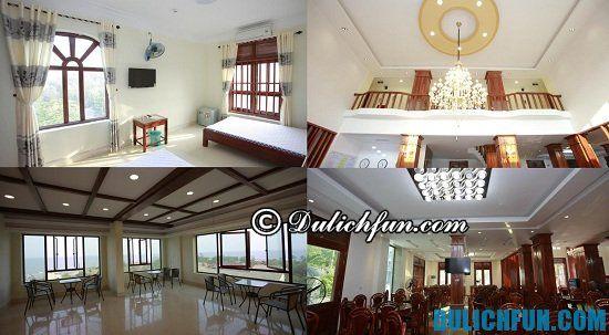 Khách sạn bình dân ở Thanh Hóa tiện nghi view đẹp