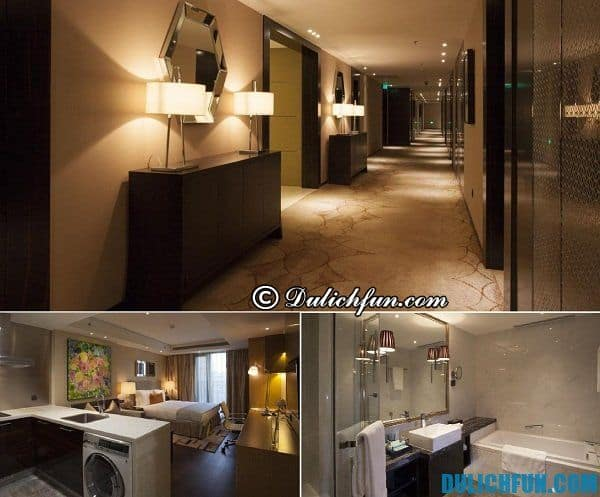 Nơi lưu trú ở Bắc Kinh. Top khách sạn đẹp, hiện đại và đắt tiền ở Bắc Kinh Trung Quốc