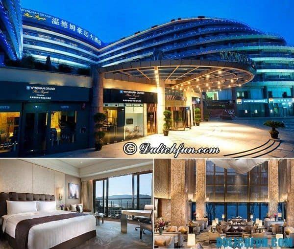 Cẩm nang du lịch Hàng Châu. Du lịch Hàng Châu nên ở đâu? Nhà nghỉ, khách sạn tốt ở Hàng Châu