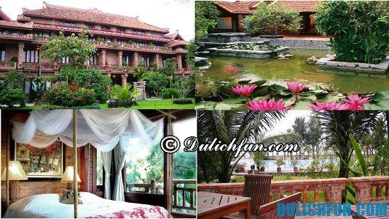 Khách sạn, resort đẹp ở Thanh Hóa tiện nghi đầy đủ: nơi nghỉ ngơi lý tưởng khi đi du lịch Thanh Hóa