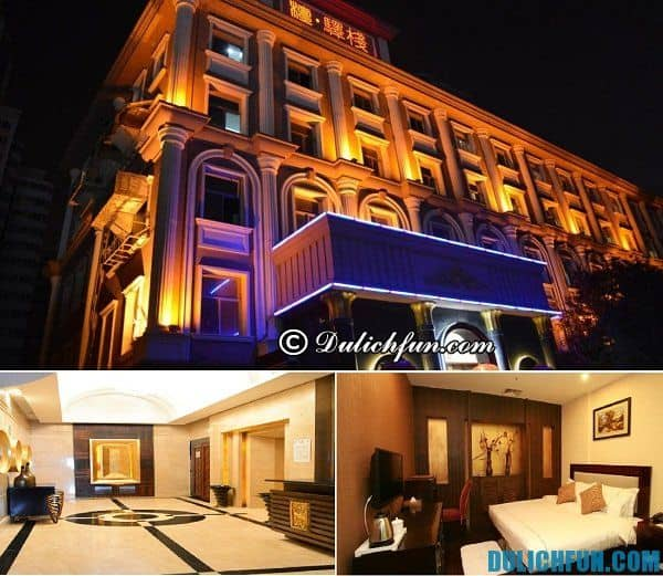 Khách sạn giá rẻ ở Bắc Kinh Trung Quốc. Top khách sạn đẹp ở Bắc Kinh - Du lịch Bắc Kinh Trung quốc nên ở khách sạn nào?