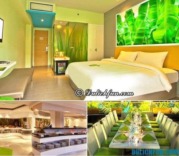 Khách sạn giá rẻ ở Bali: Tư vấn khách sạn bình dân view đẹp, tiện nghi ở Bali