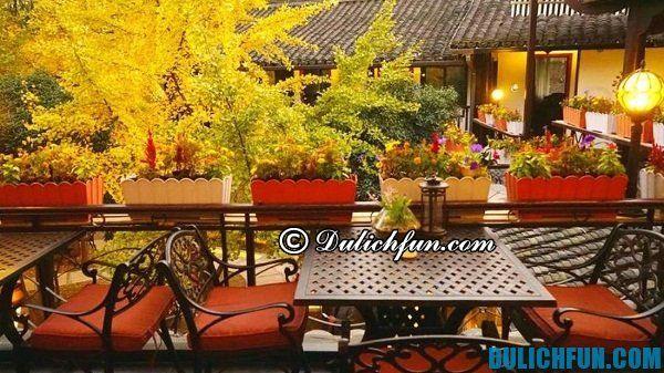 Hướng dẫn du lịch Hàng Châu. Kinh nghiệm chọn khách sạn ở Hàng Châu. Khách sạn bình dân giá rẻ ở Hàng Châu