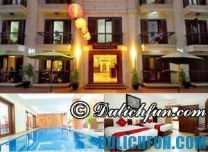 Tư vấn khách sạn ở Hội An sạch đẹp, giá rẻ, vị trí thuận lợi