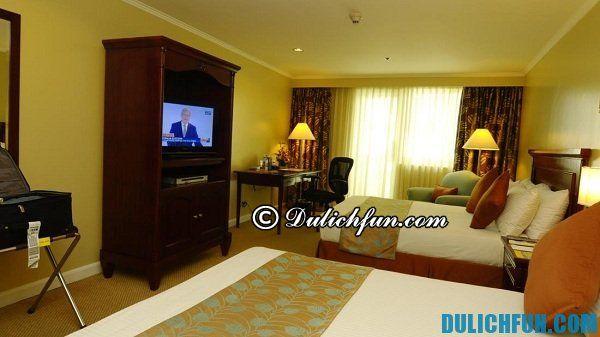 Khách sạn giá rẻ ở Manila- Kinh nghiệm du lịch Manila vui vẻ, suôn sẻ. Ở đâu giá rẻ, chất lượng khi du lịch Manila