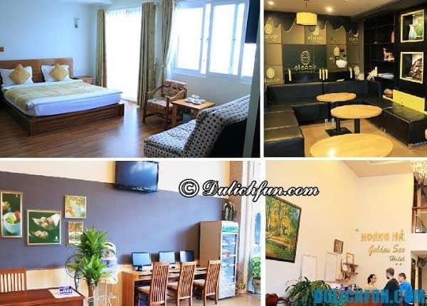 Khách sạn giá rẻ ở Nha Trang gần biển