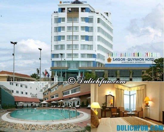 Khách sạn hiện đại sang trọng ở Quy Nhơn gần biển: địa chỉ nghỉ dưỡng lý tưởng ở Quy Nhơn