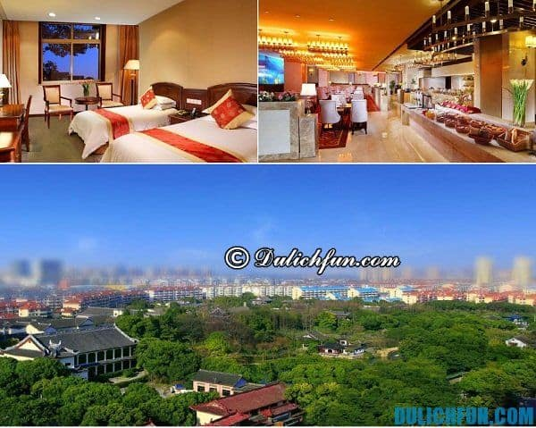 Nên ở khách sạn nào khi du lịch Thượng Hải? Nhà nghỉ, khách sạn tốt ở Thượng Hải